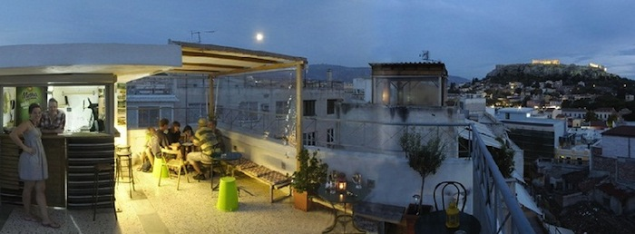 AthenStyle Rooftop Bar and Grill