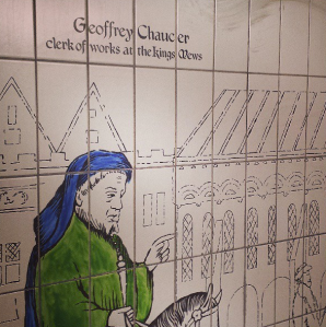 Geoffrey Chaucer - London