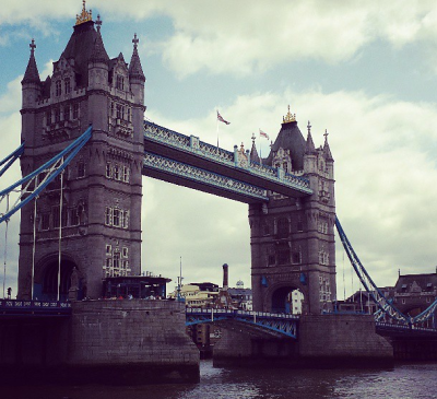 London Bridge - Instagram