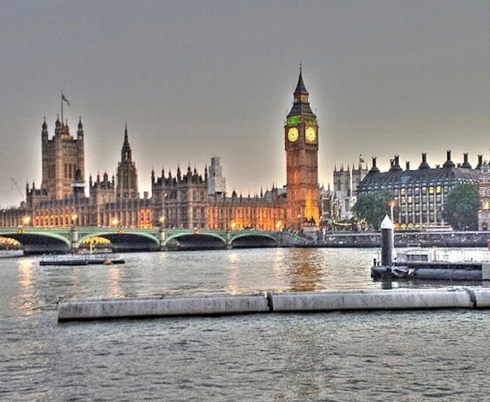 London England - Big Ben Photo - Instagram