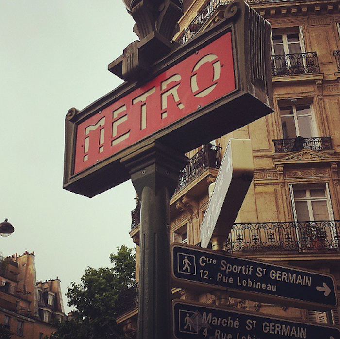 Metro Photo - Paris France on Instagram