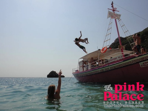 Pink Palace Booze Cruise Photo 2