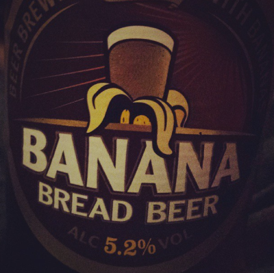 Banana Bread Beer - London England