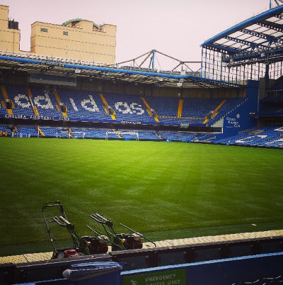 Chelsea FC - Stamford Bridge Tour