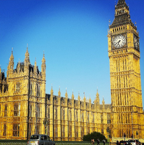 Big Ben and Parliament Houses