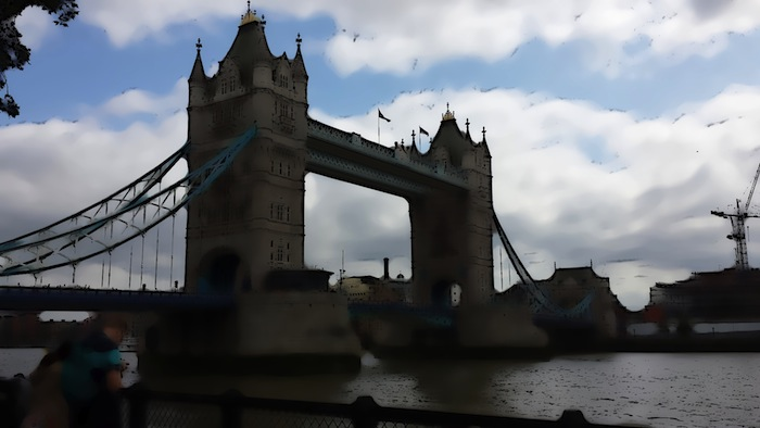Tower Bridge - London England - Instagram