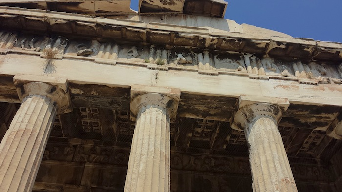 Athens - The Acropolis