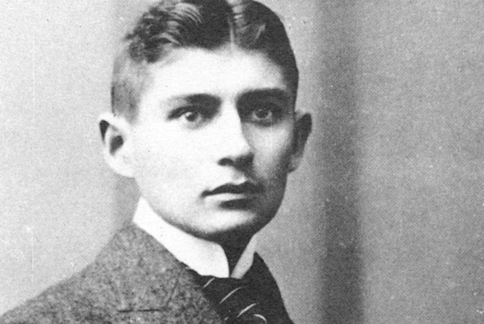 Franz Kafka - Prague Czech Republic