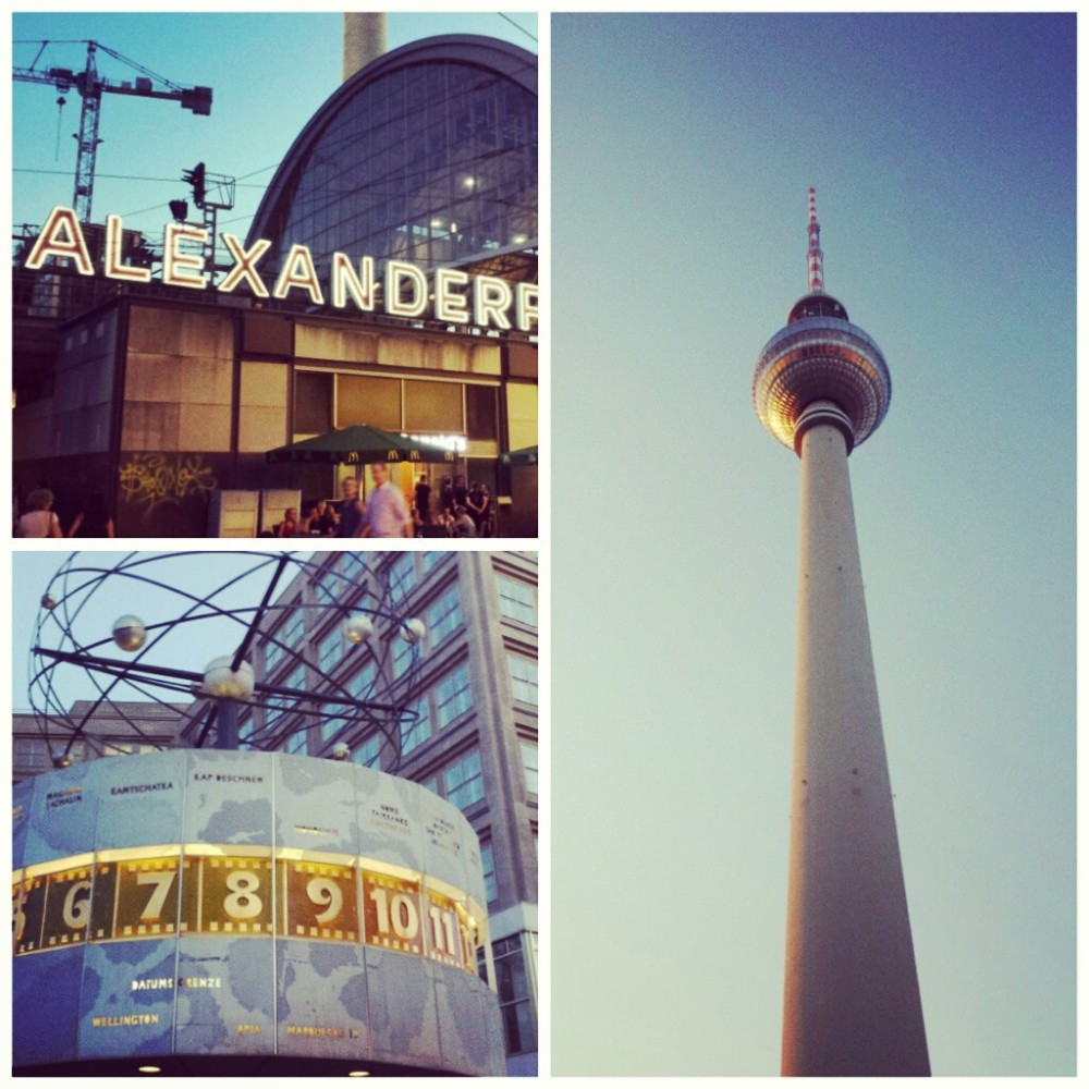 Berlin Germany - Time Lapse - Instagram