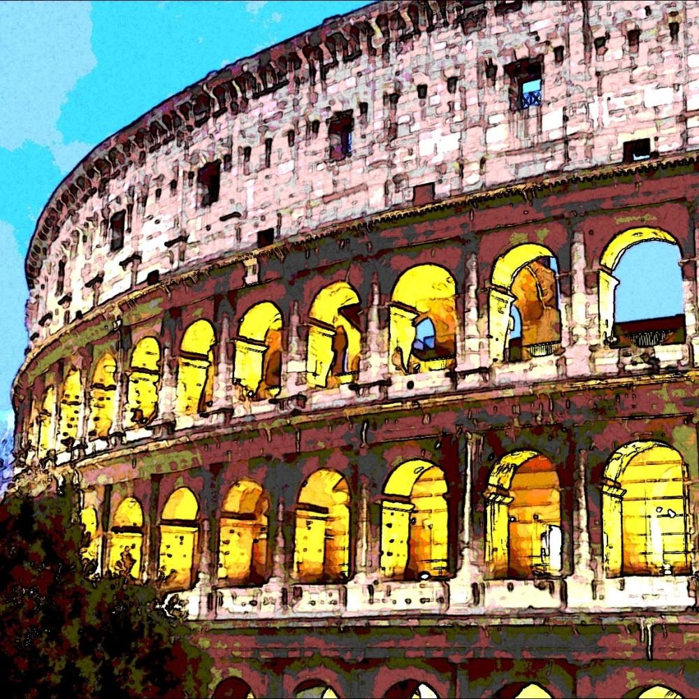 Rome Italy - Instagram
