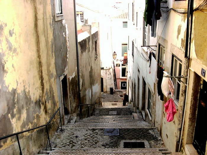 Lisbon Street - Portugal