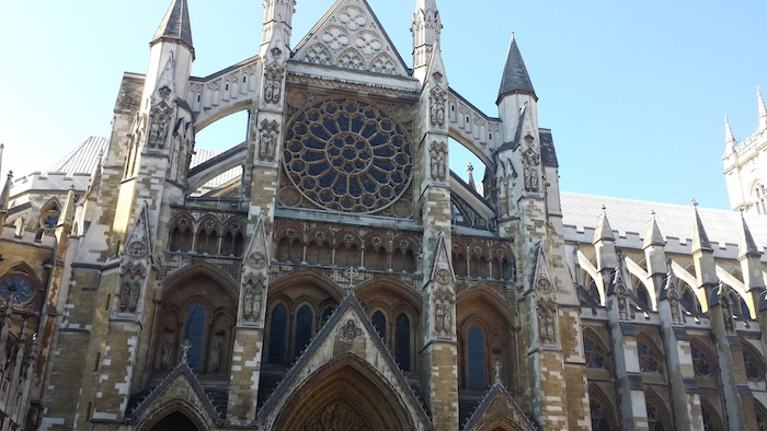 Westminster Abbey - London England