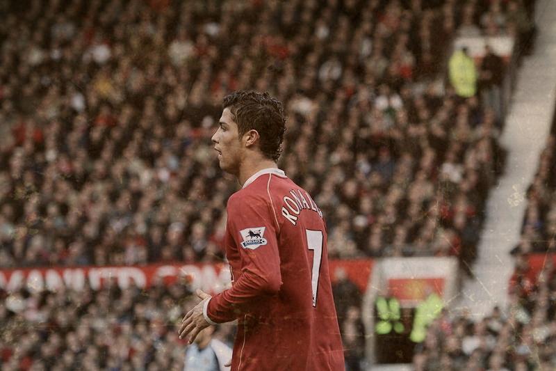 Cristiano Ronaldo - Manchester United_Fotor