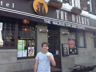 Kolby at Walrus Waterloo