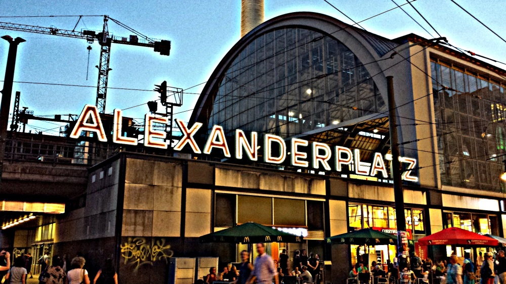 Alexanderplatz in Berlin, Germany (Photo: Kolby Solinsky)