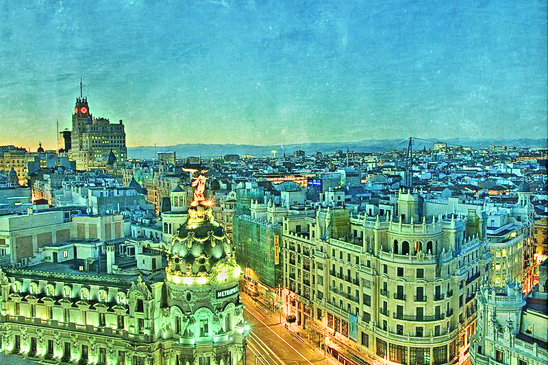 Madrid Vista_Fotor
