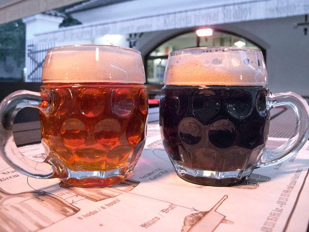 klasterni pivovar strahov pivo beer