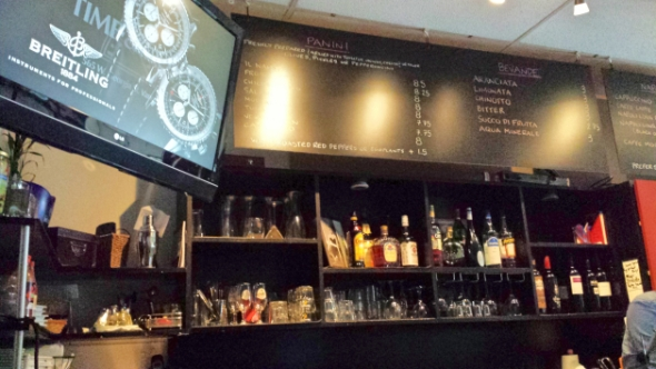 Caffe Napoli Vancouver