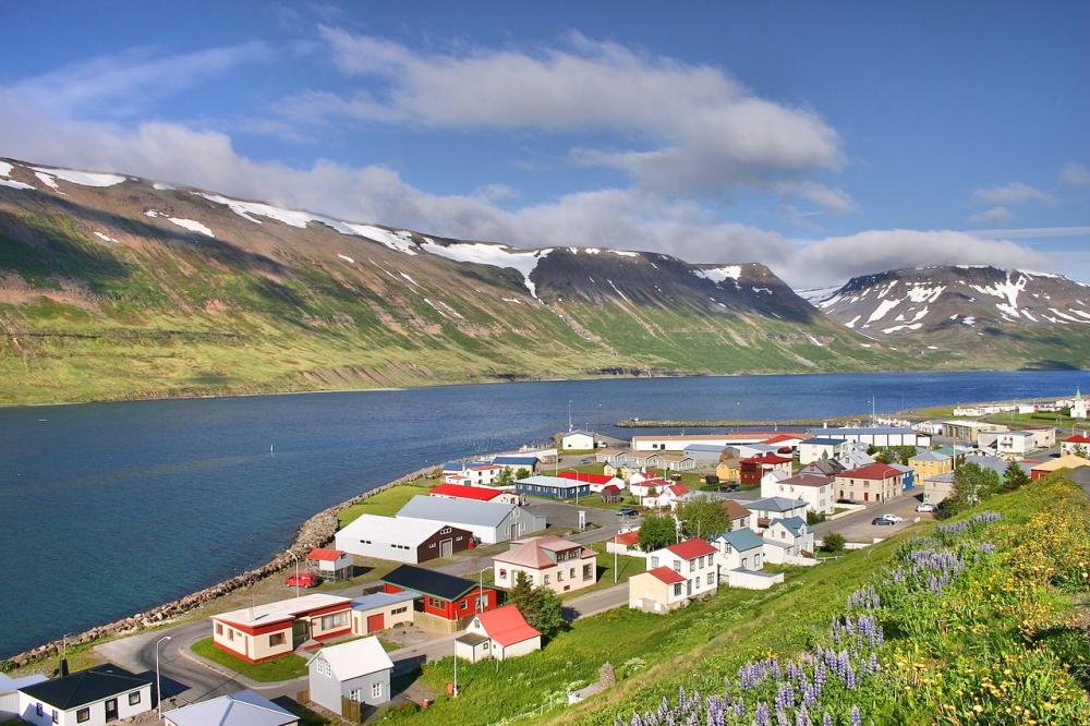 Iceland Fjord_Fotor