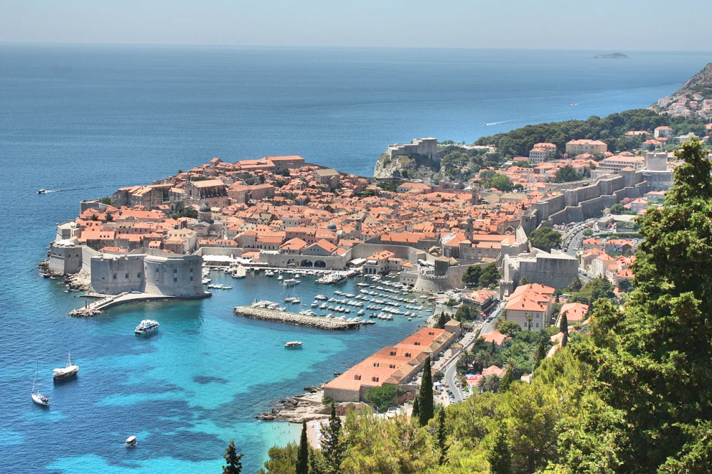 Dubrovnik, Croatia (Photo: Wikimedia Commons)