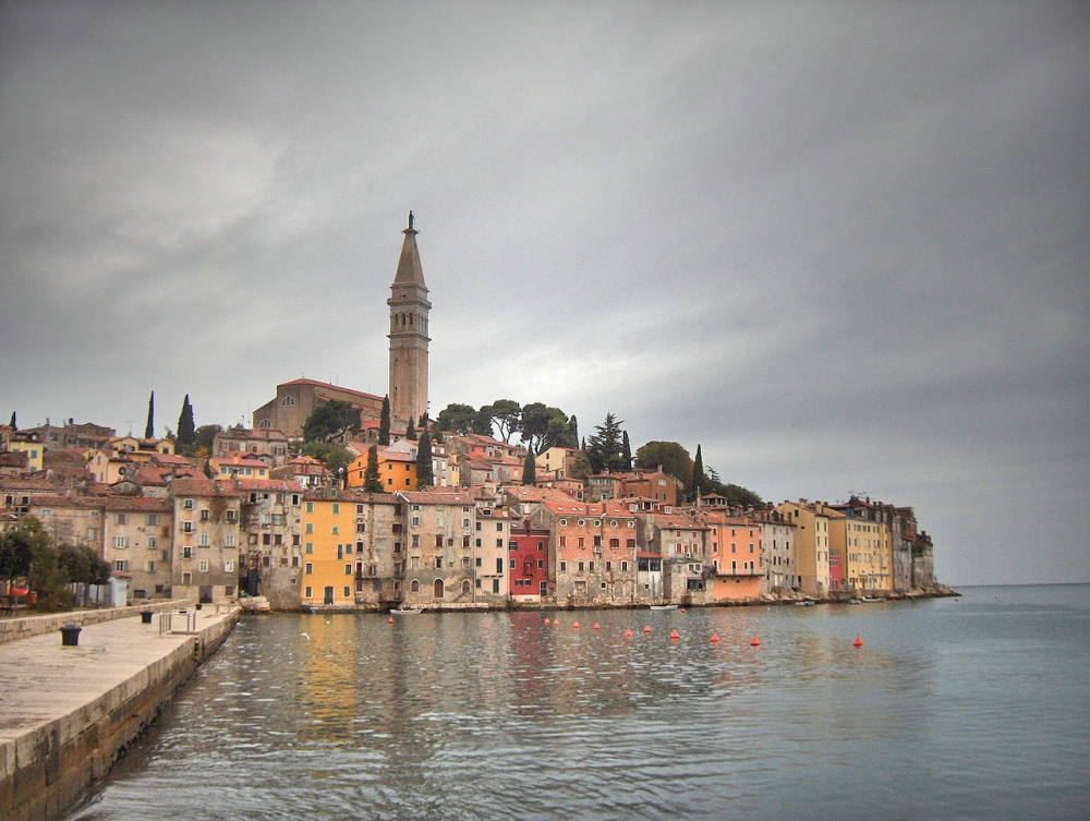 Rovinj, Croatia (Photo: Wikimedia Commons)
