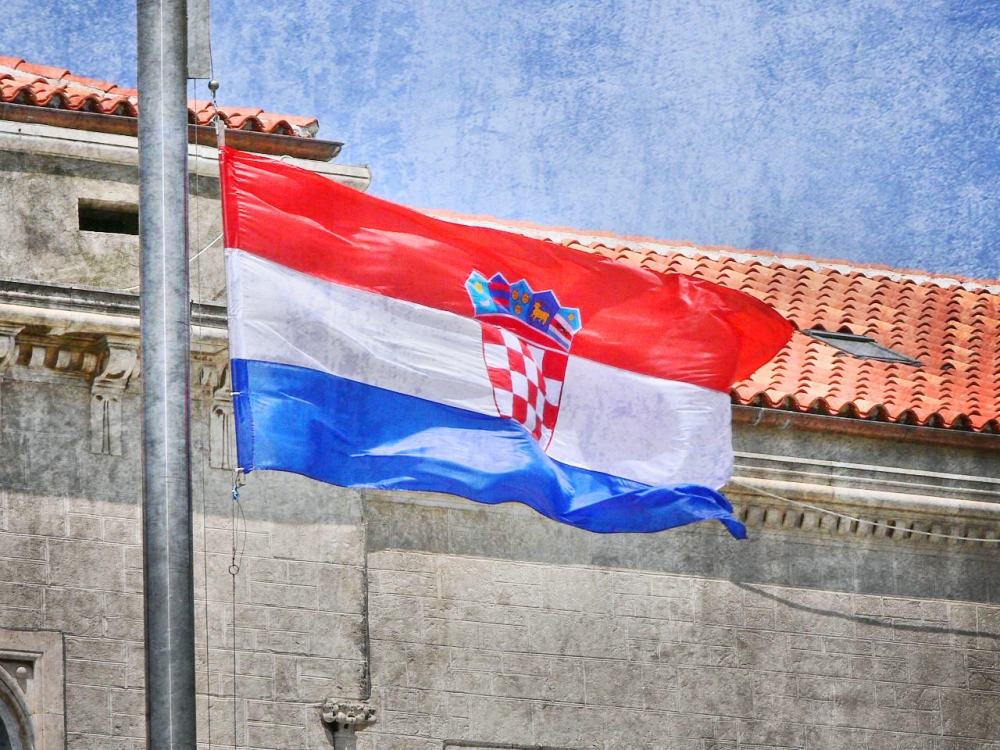 The colours of Croatia (Photo: Wikimedia Commons)