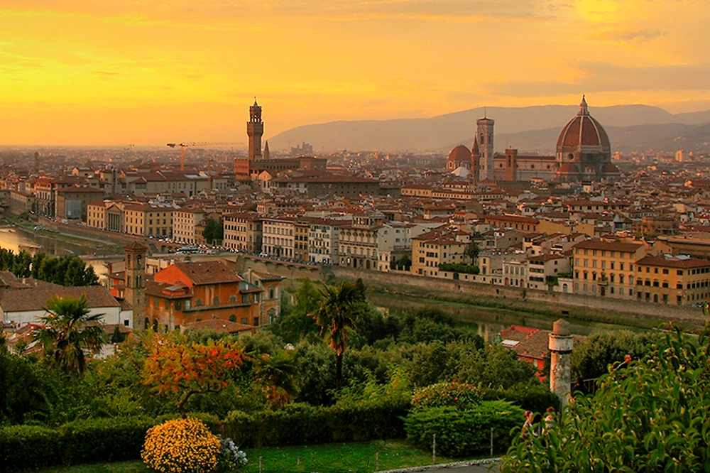 Florence, Italy – Photo: Wikimedia Commons, author Sherseydc