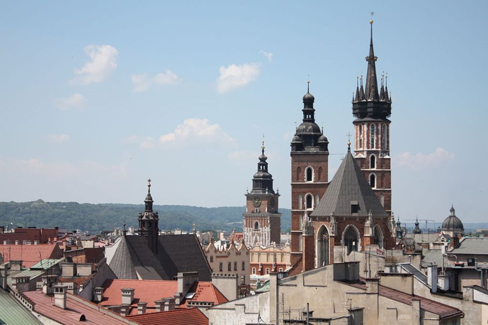 Krakow, Poland – Photo: Wikimedia Commons, author Schneider Ludwig
