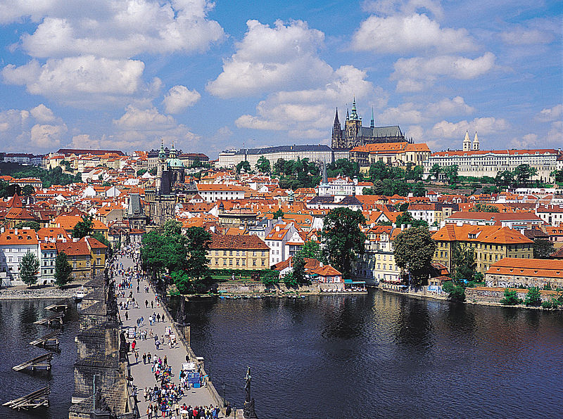 Prague, Czech Republic – Photo: Wikimedia Commons, author Estec