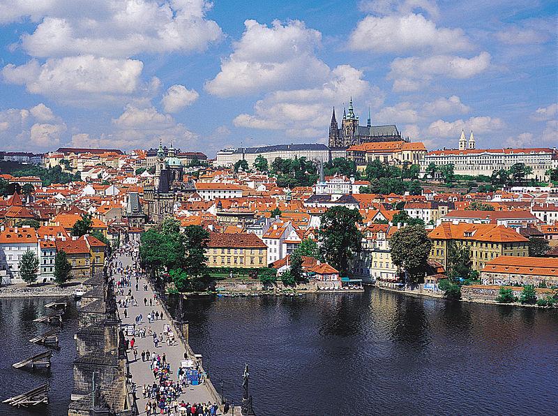 Prague, Czech Republic – Photo: Wikimedia Commons, author Estec