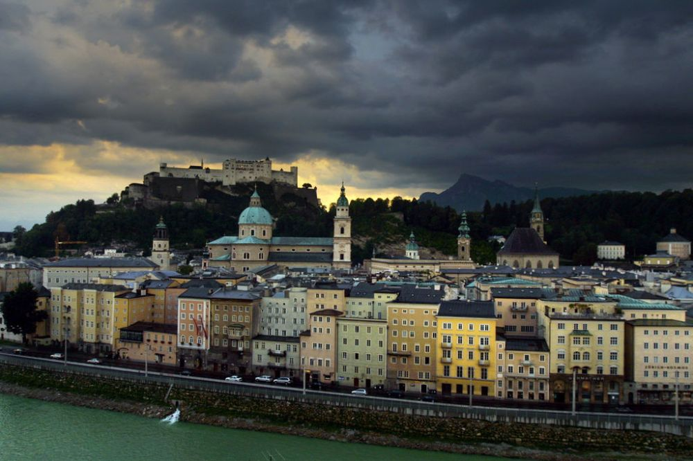 Salzburg, Austria – Photo: Wikimedia Commons, author Pintaric