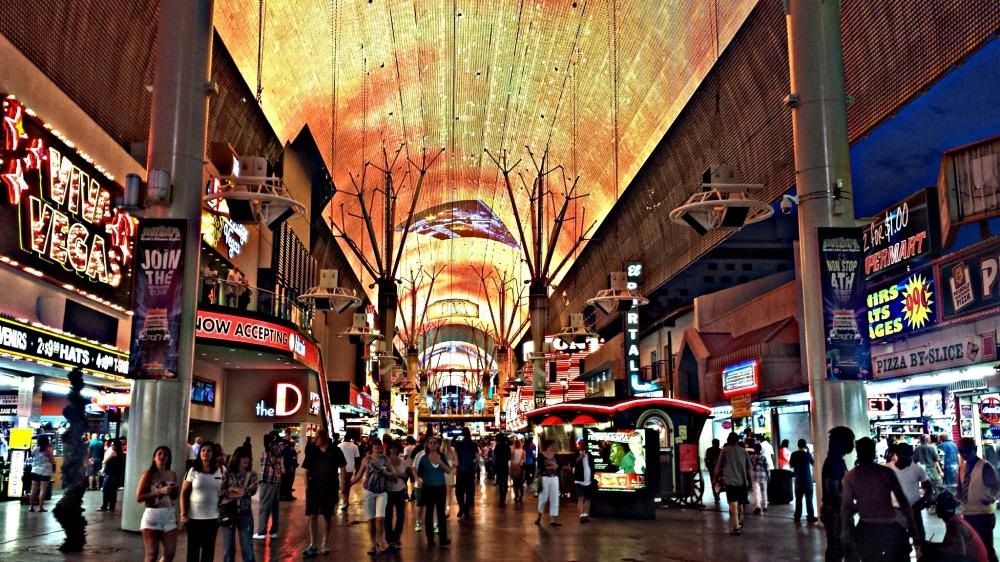 Downtown Fremont Street – Las Vegas